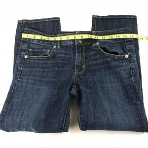 American Eagle Outfitters Jeans - AEO American Eagle Jeans 8 Regular Artist Crop